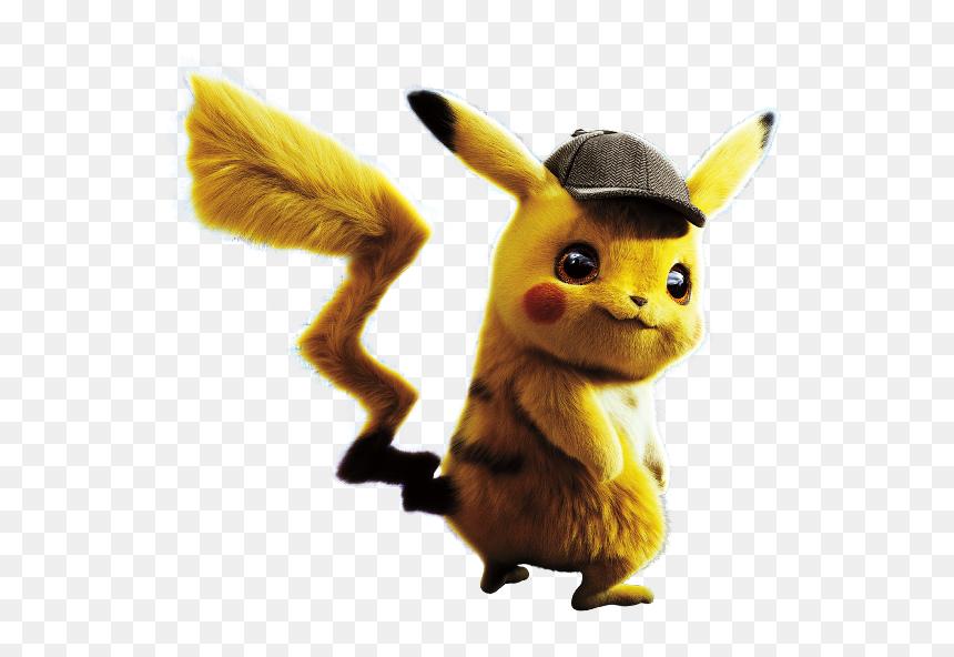 Detective Pikachu Png Transparent Png Download Vhv