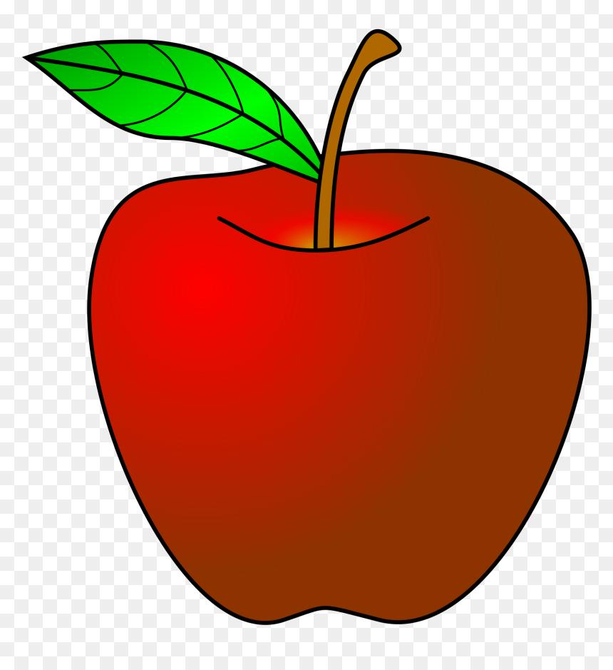 Free Clip Art Apple Hd Png Download Vhv