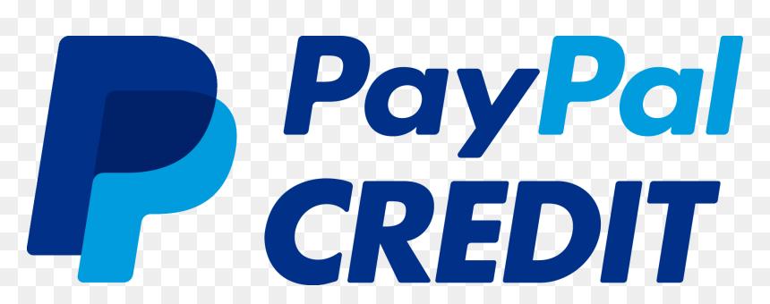 Paypal Credit Logo Png, Transparent Png - vhv