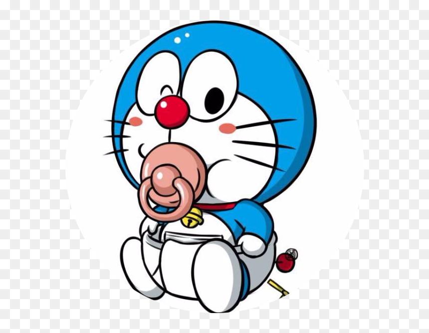 Doraemon Dan Nobita Bayi, HD Png Download - doraemon 3d png