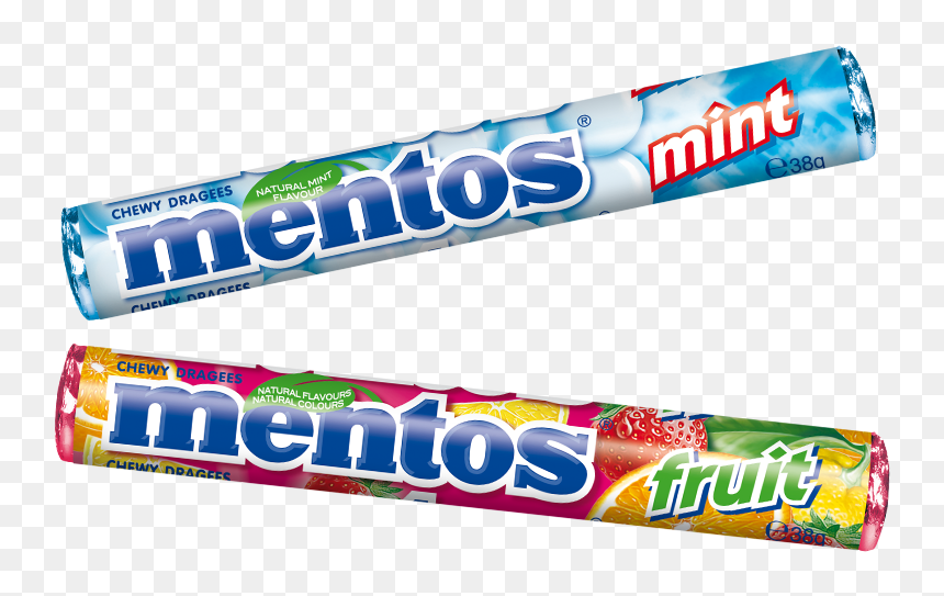 Chewing gum Pastille Mentos Candy Fruit, fruit rollup] transparent  background PNG clipart   HiClipart