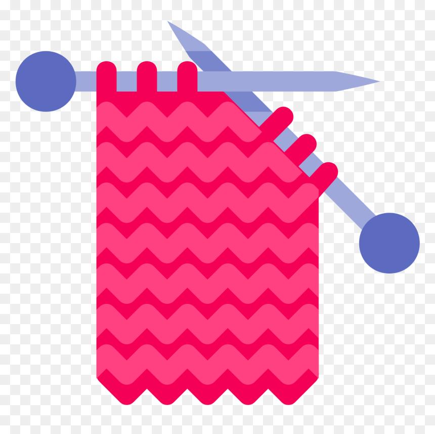 Clip Art Knitting Png Knitting Transparent Png Download Vhv
