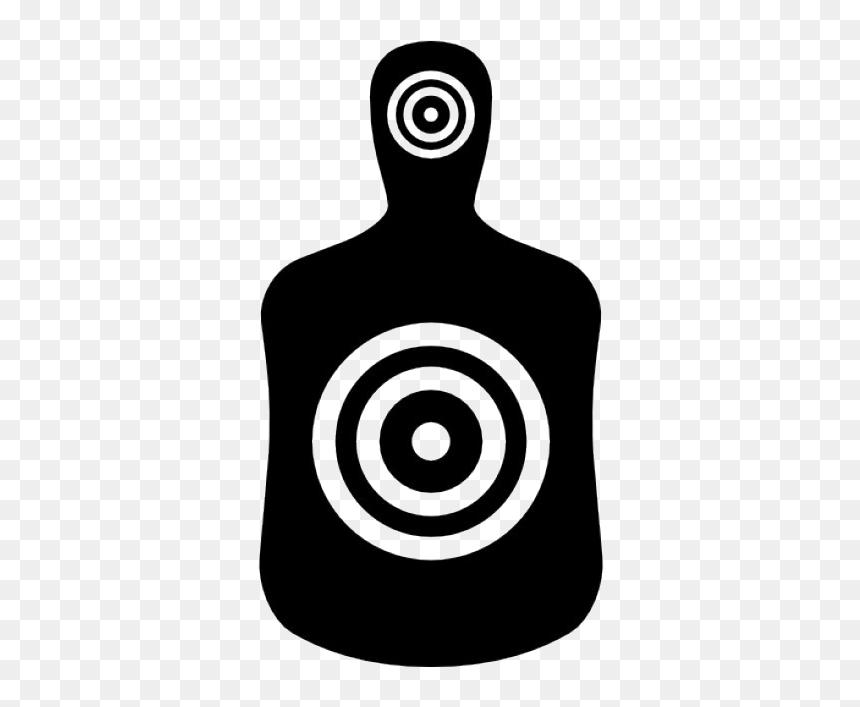 Shooting Target Transparent Background Png Shooting Target Icon Png Download Vhv