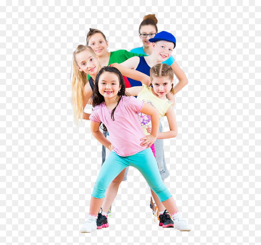Kids Zumba Hd Png Download Vhv