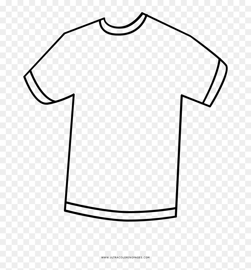 Collection Of Free Shirt Drawing Coloring Page Download T Shirt Png Clipart Transparent Png Vhv