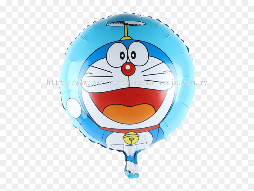Transparent Doraemon Png - Doraemon Foil Balloon, Png Download - doraemon png images