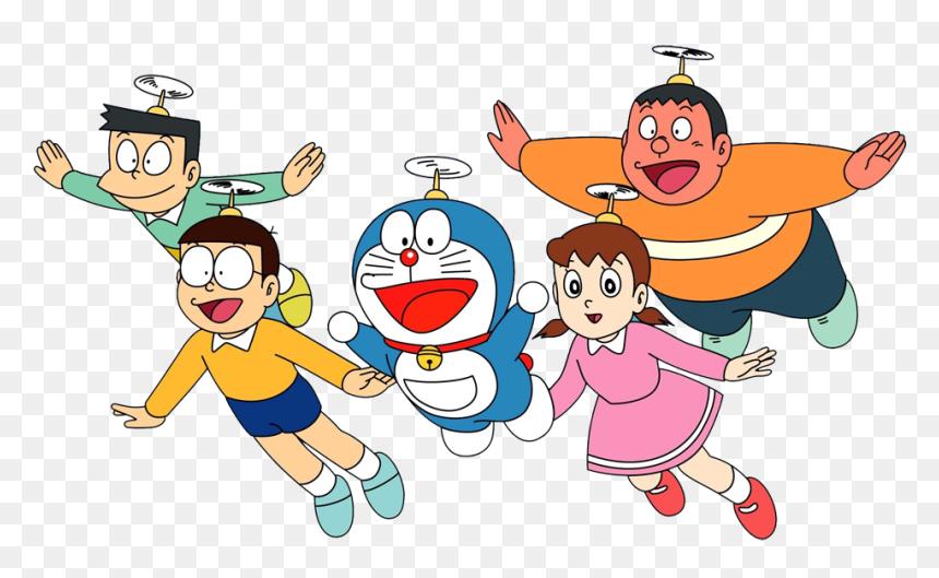 Doraemon , Png Download - Doraemon Family, Transparent Png - doraemon png images