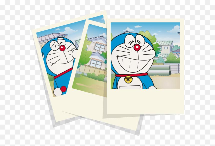 Doraemon Karakterleri Doraemon - Doraemon, HD Png Download - doraemon png images