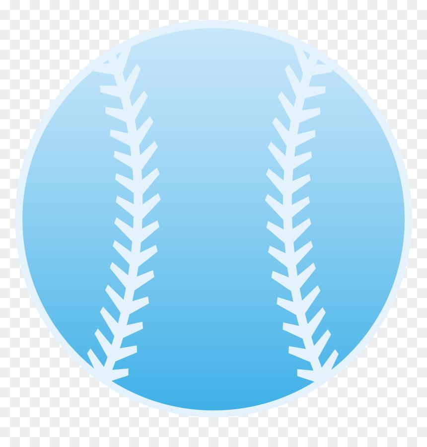 Baseball Clipart Blue Design Blue Baseball Transparent Hd Png Download Vhv