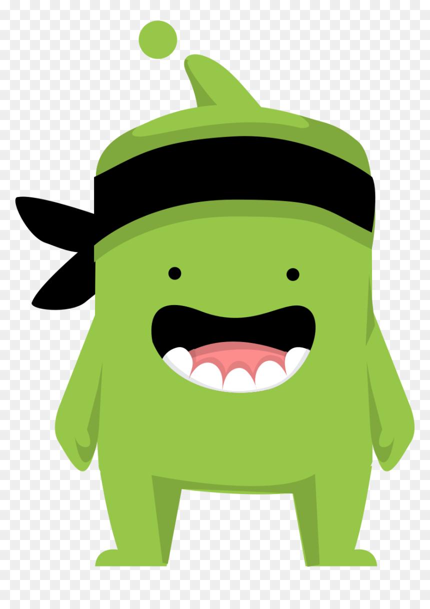 Transparent Class Dojo Clipart Green Class Dojo Monsters Hd Png Download Vhv