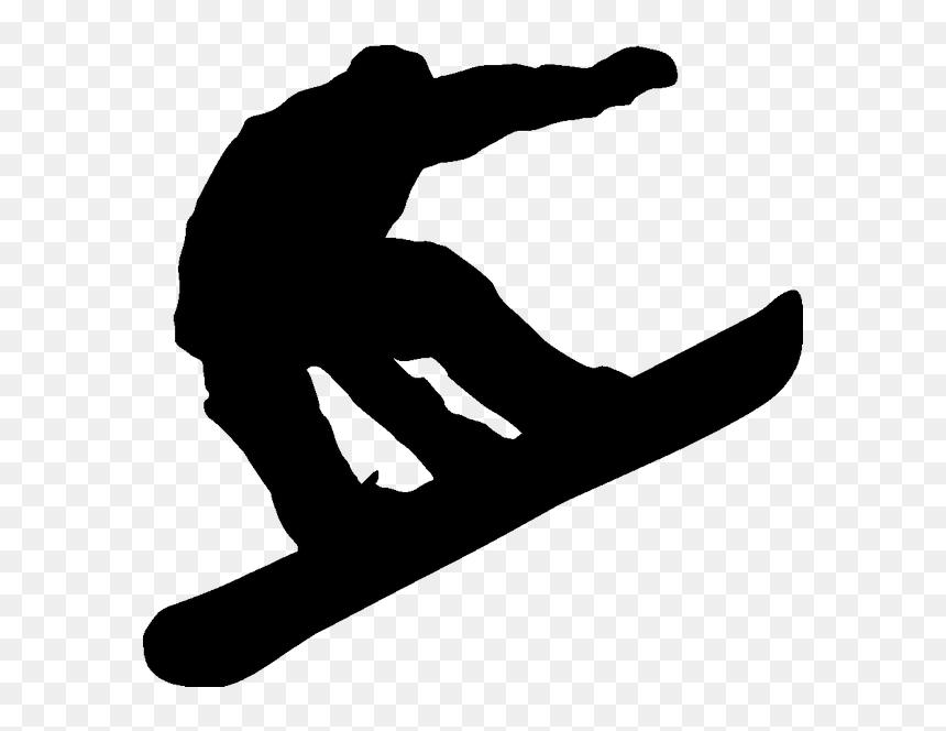 Evolution Snowboarding Skiing Clip Art Snowboarder Clipart Hd Png Download Vhv