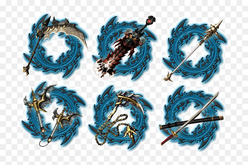 Ninja Gaiden 2 Weapons All Ninja Gaiden 1 Weapons Hd Png