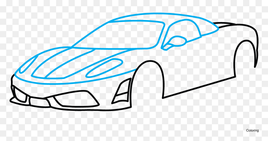 Iconic American Muscle: Chevy Camaro Coloring Pages | Cars ... | 454x860