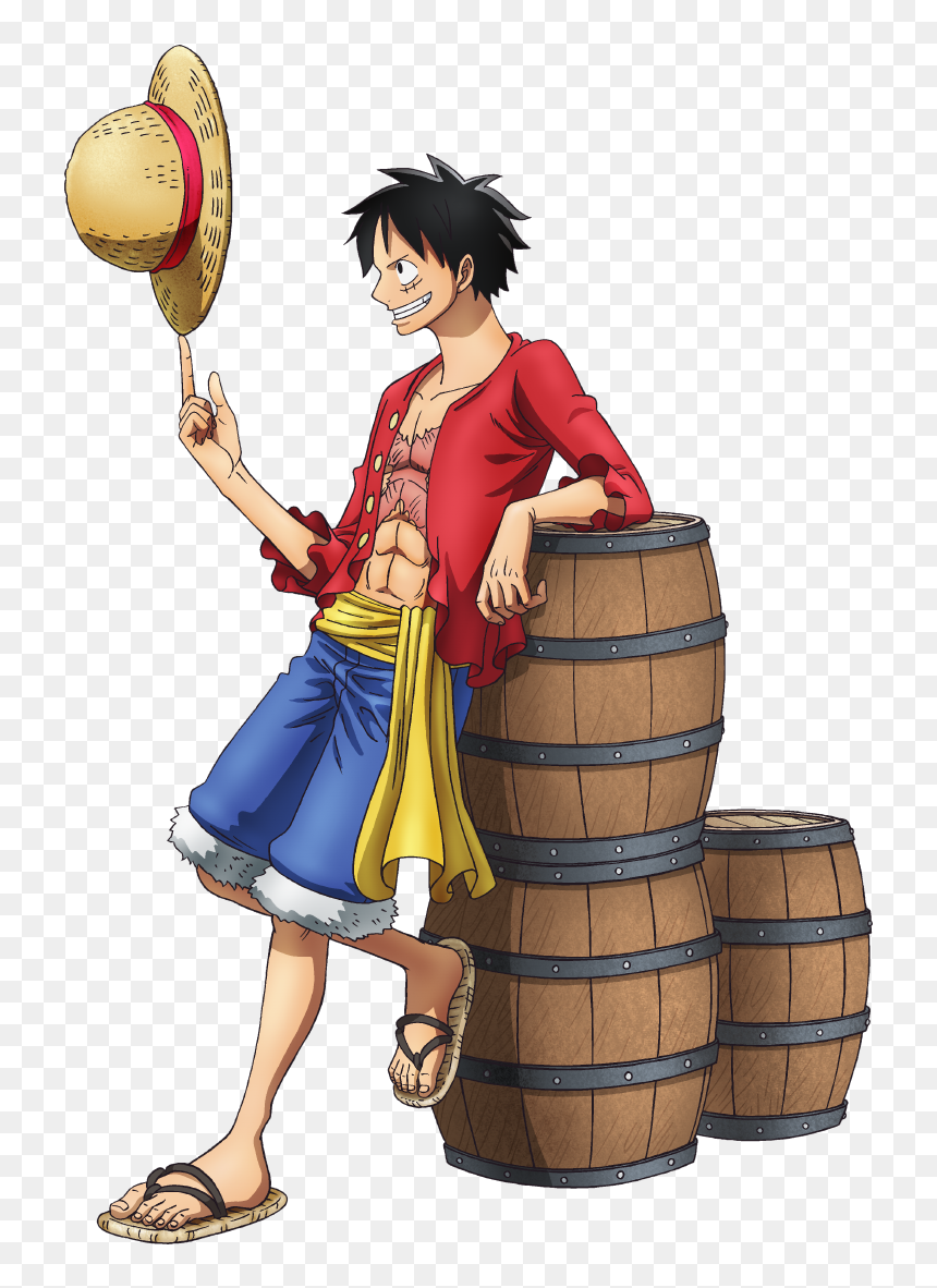 Monkey D Luffy Wano Hd Png Download Vhv