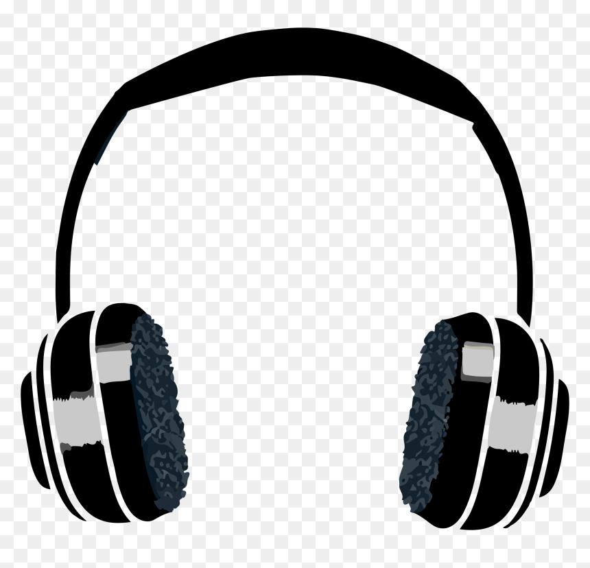 Transparent Headphone Clipart Png Headphones Clipart Transparent Background Png Download Vhv