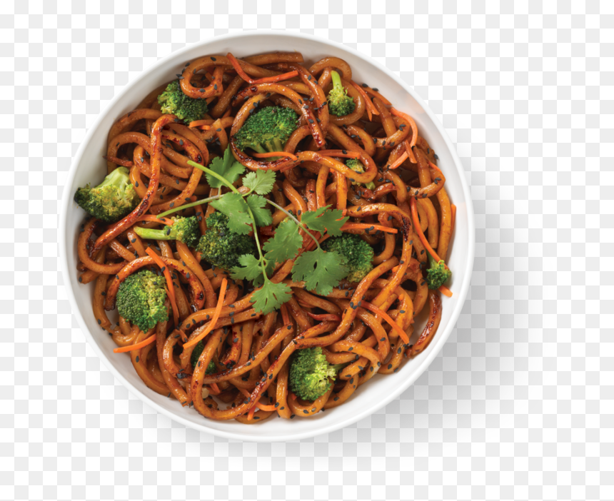 Japanese Pan Orange Chicken Lo Mein Noodles And Company Hd Png Download Vhv