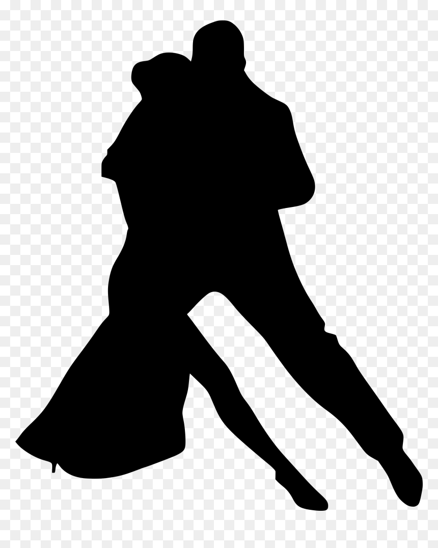 Dancing Couple 15 Clip Arts Dancing Couple Clipart Black And White Png Transparent Png Vhv