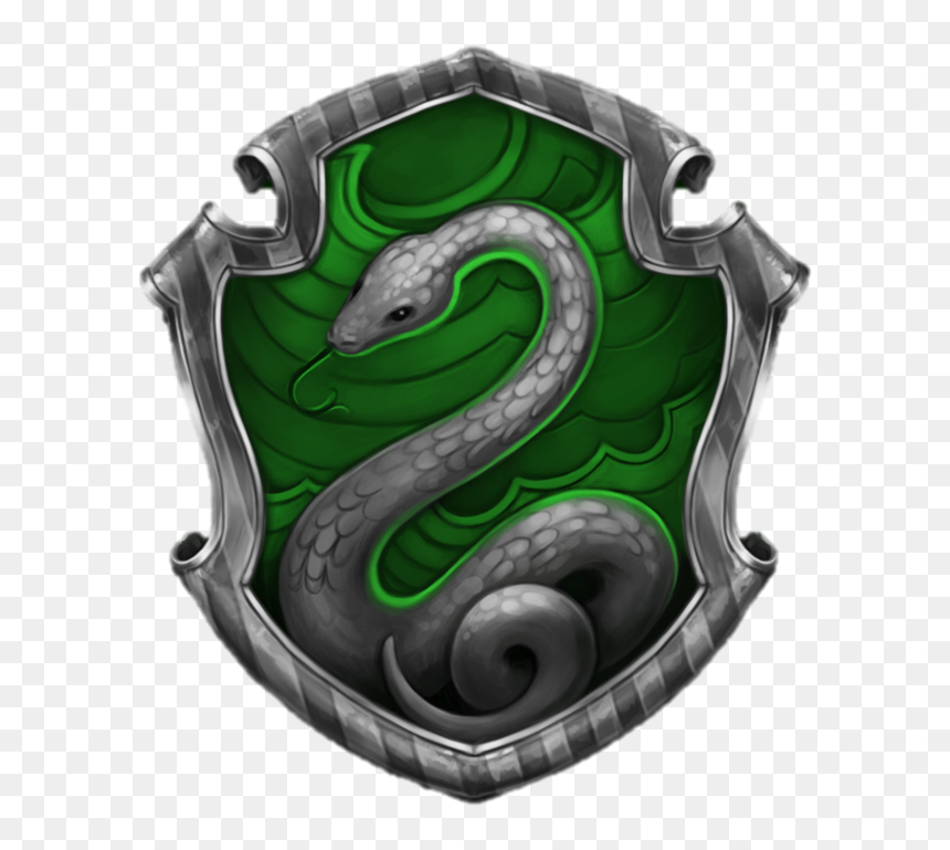 Harry Potter Rpg Slytherin Crest Transparent Background Hd Png