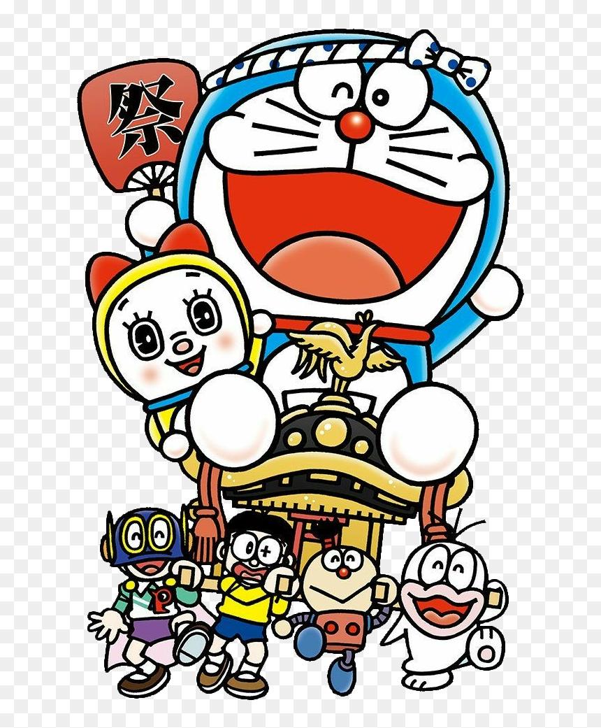Doraemon, HD Png Download - doraemon face png