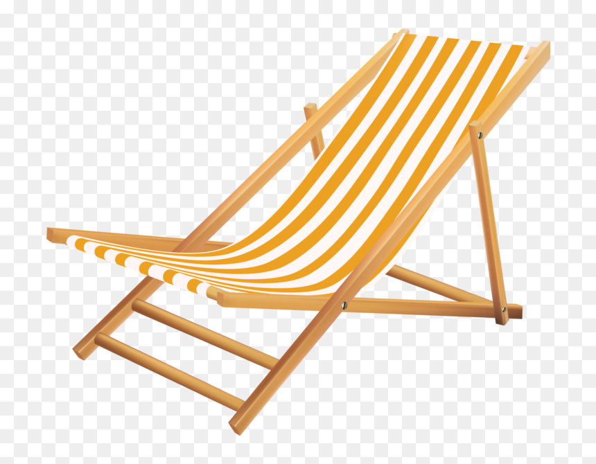 Beach Chair No Background Hd Png