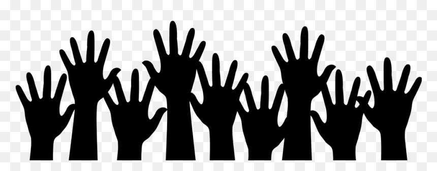 Volunteer Hands Png Transparent Raising Hands Png Png Download Vhv Raised fist, others, miscellaneous, white, hand png. transparent raising hands png png