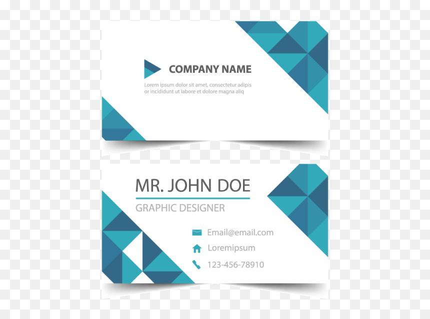 Business Card Png Download Transparent Png Vhv
