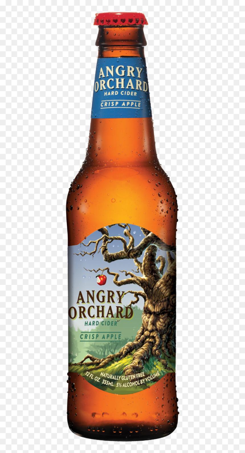 Angry Orchard Crisp Apple Cider, HD Png Download - vhv