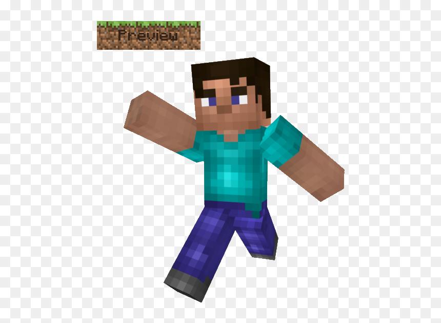 Minecraft Better Steve Skin Hd Png Download Vhv