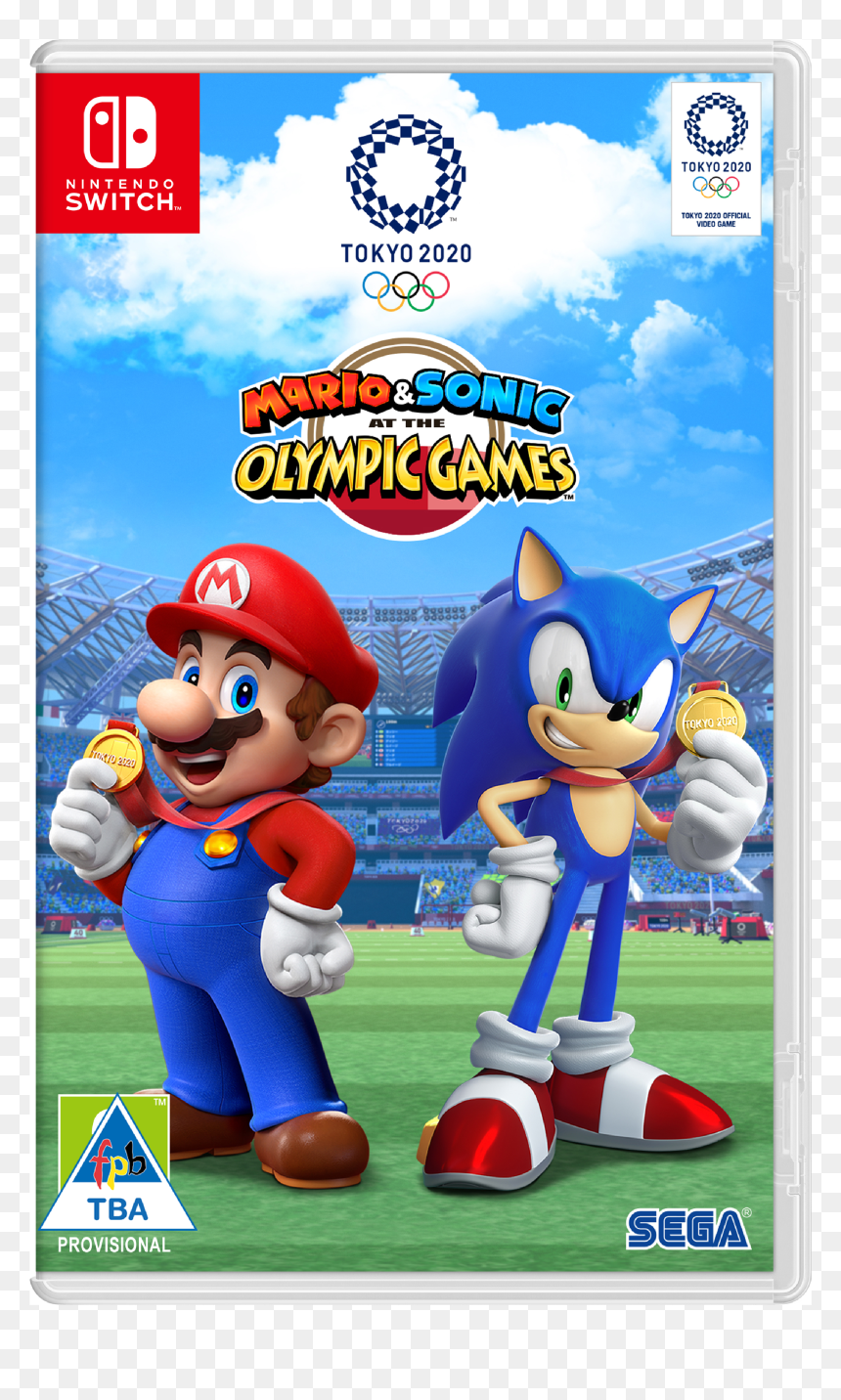 Sonic The Hedgehog 2020 Hd Png Download Vhv