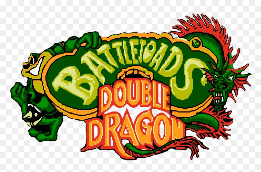 Battletoads Double Dragon Logo Png Transparent Png Vhv
