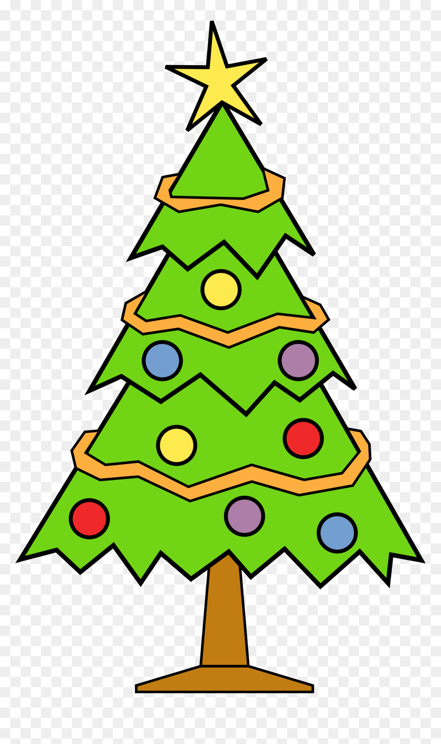 The Grinch Clip Art Transparent Background Christmas Tree Clipart Hd Png Download Vhv