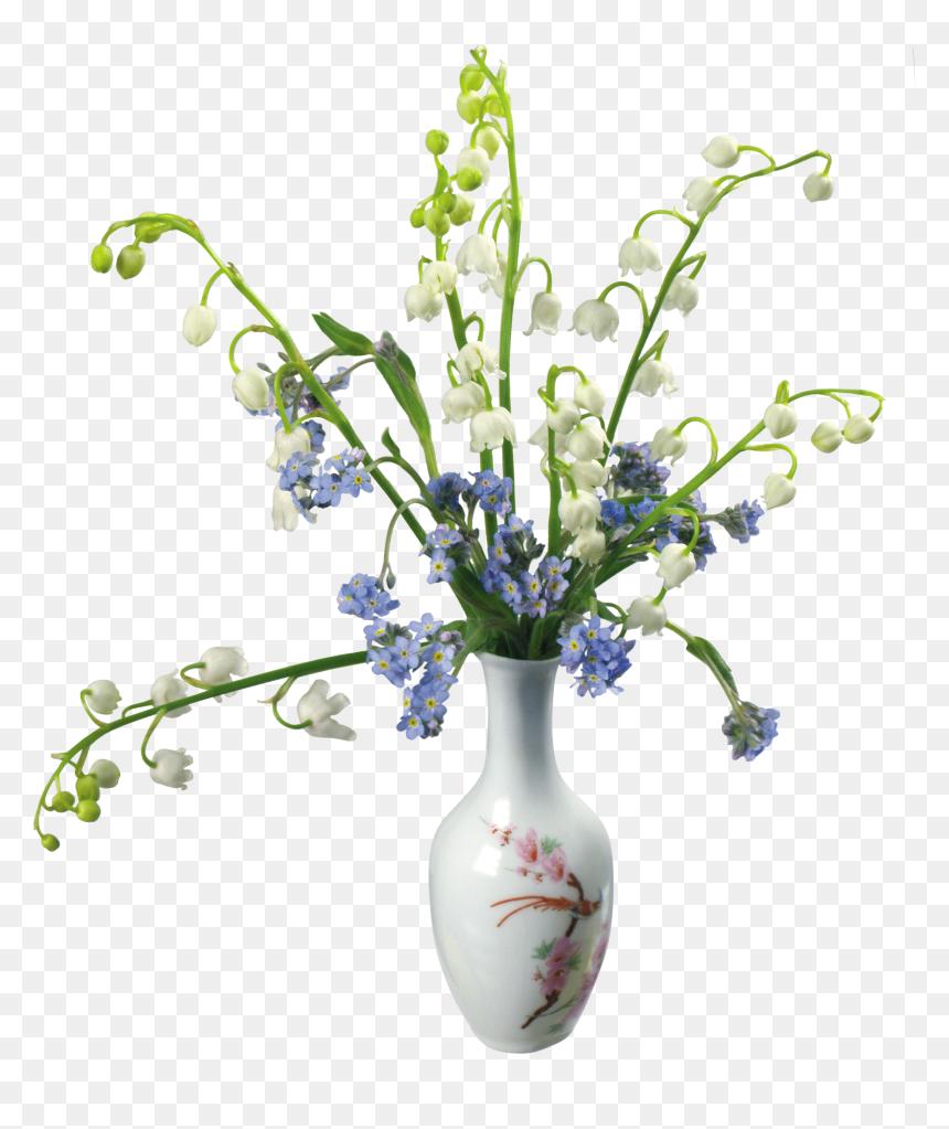Transparent Flower Vase With Flowers Png Png Download Png Transparent Background Flower Vase Png Png Download Vhv