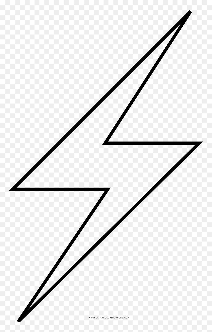 Lightning Bolt Black And White Hd Png Download Vhv