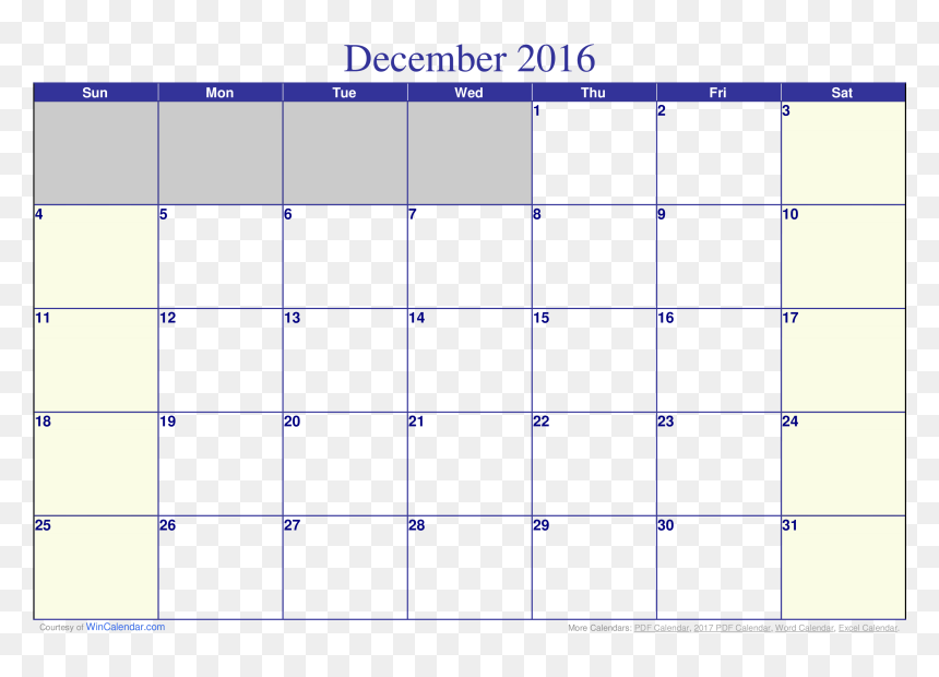 Printable Calendar Template 2016 from www.vhv.rs