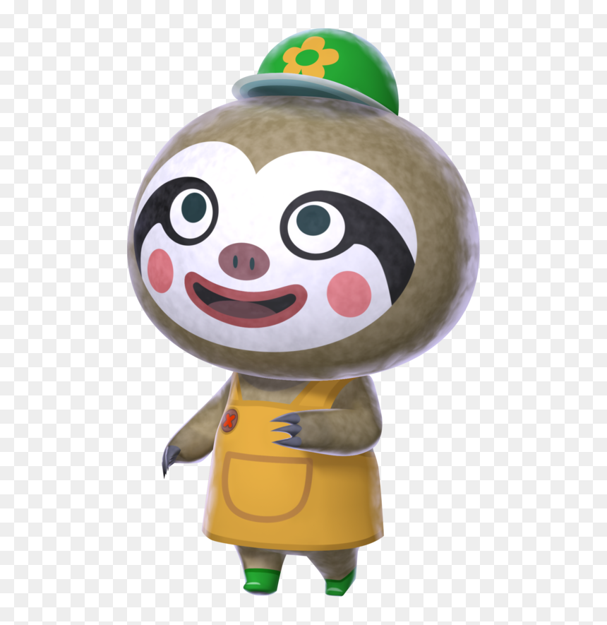 Leif Nl Animal Crossing New Leaf Leif Hd Png Download Vhv