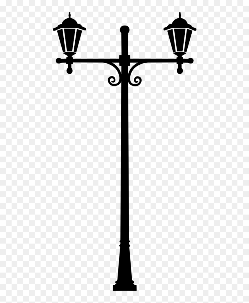 street light vector png png download lampu taman flat vector transparent png vhv street light vector png png download