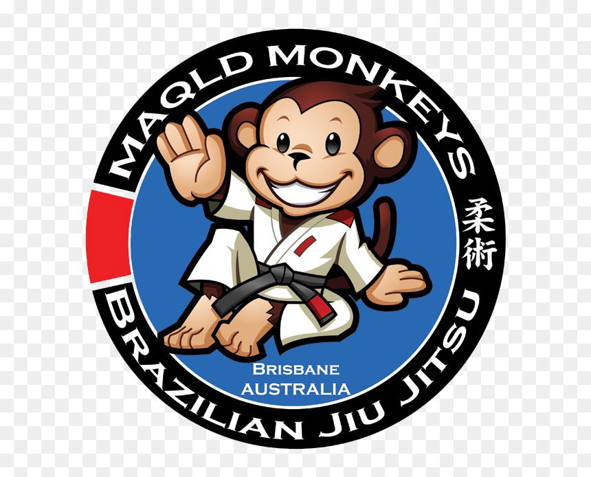 Mixed Martial Arts Clipart Brazilian Jiu Jitsu Jiu Jitsu Kids Logo Hd Png Download Vhv