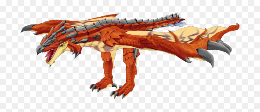Download Zip Archive Rathalos Monster Hunter Stories Hd Png