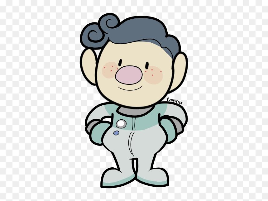 Eyy I Redrew My Pikmin Oc Beep Cartoon Hd Png Download Vhv