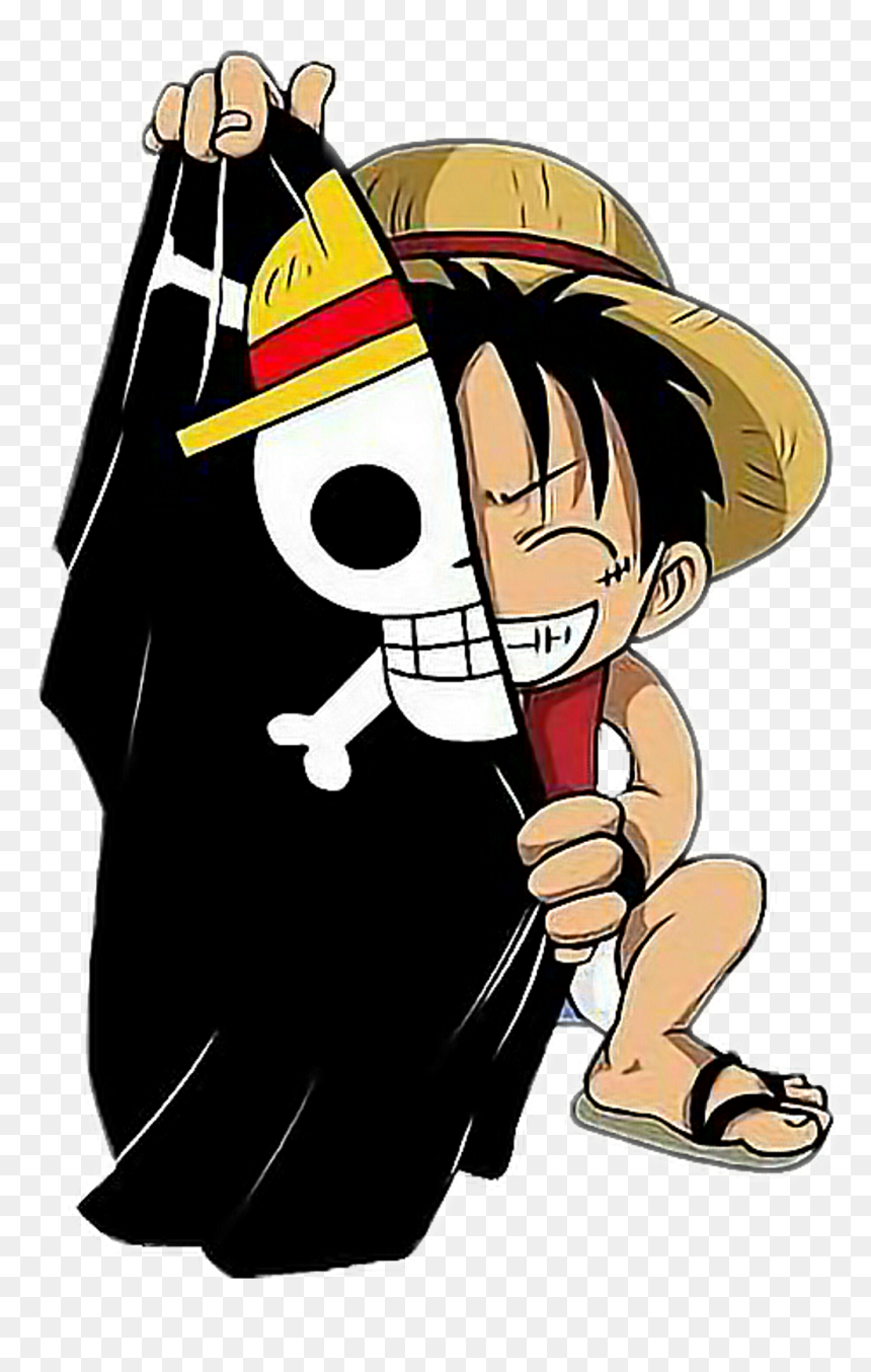 Gambar Monkey D Luffy 3d One Piece Luffy Baby Png Download Monkey D Luffy Transparent