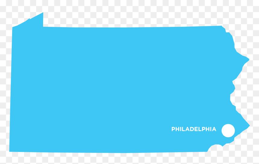 Pennsylvania State Outline Png Transparent Png Vhv