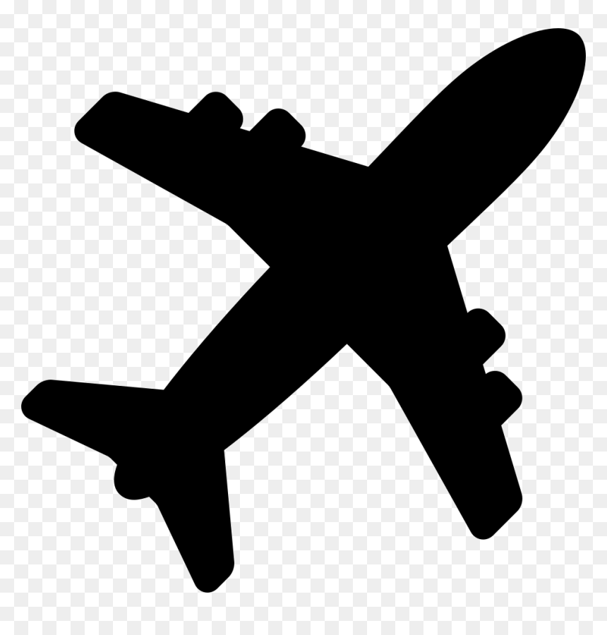 Transparent Plane Icon Png Airplane Icon Png Png Download Vhv