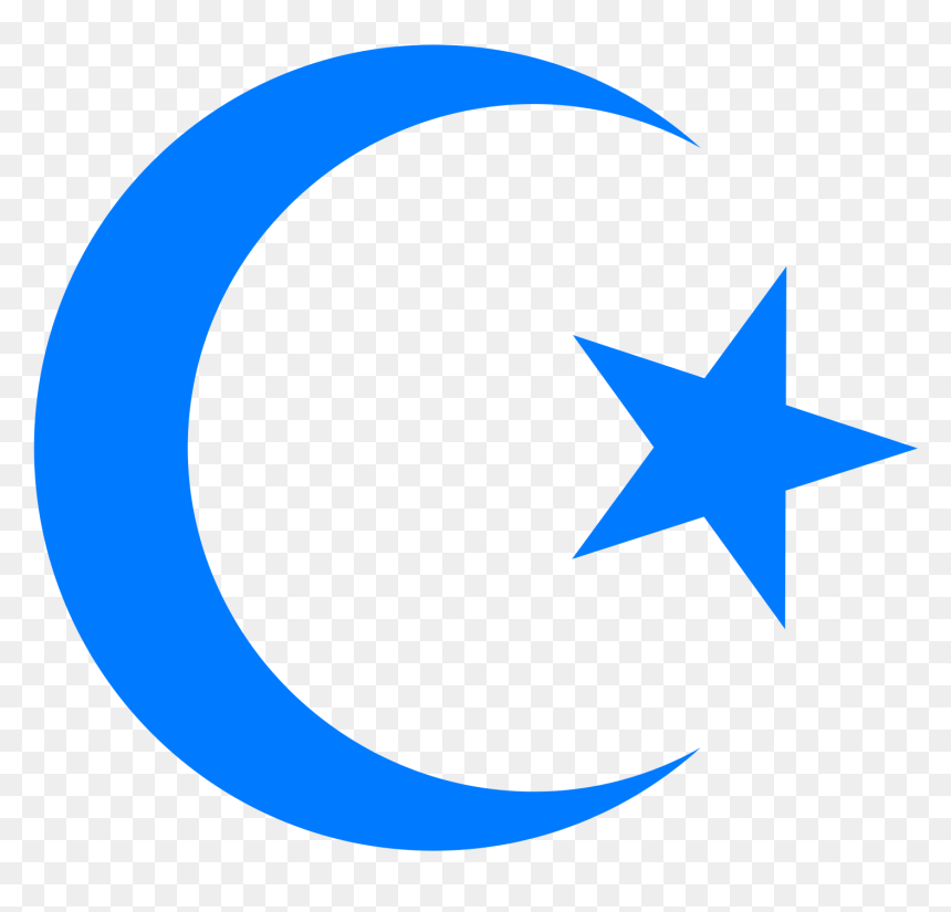 star crescent filled icon islam symbol png blue transparent png vhv islam symbol png blue transparent png