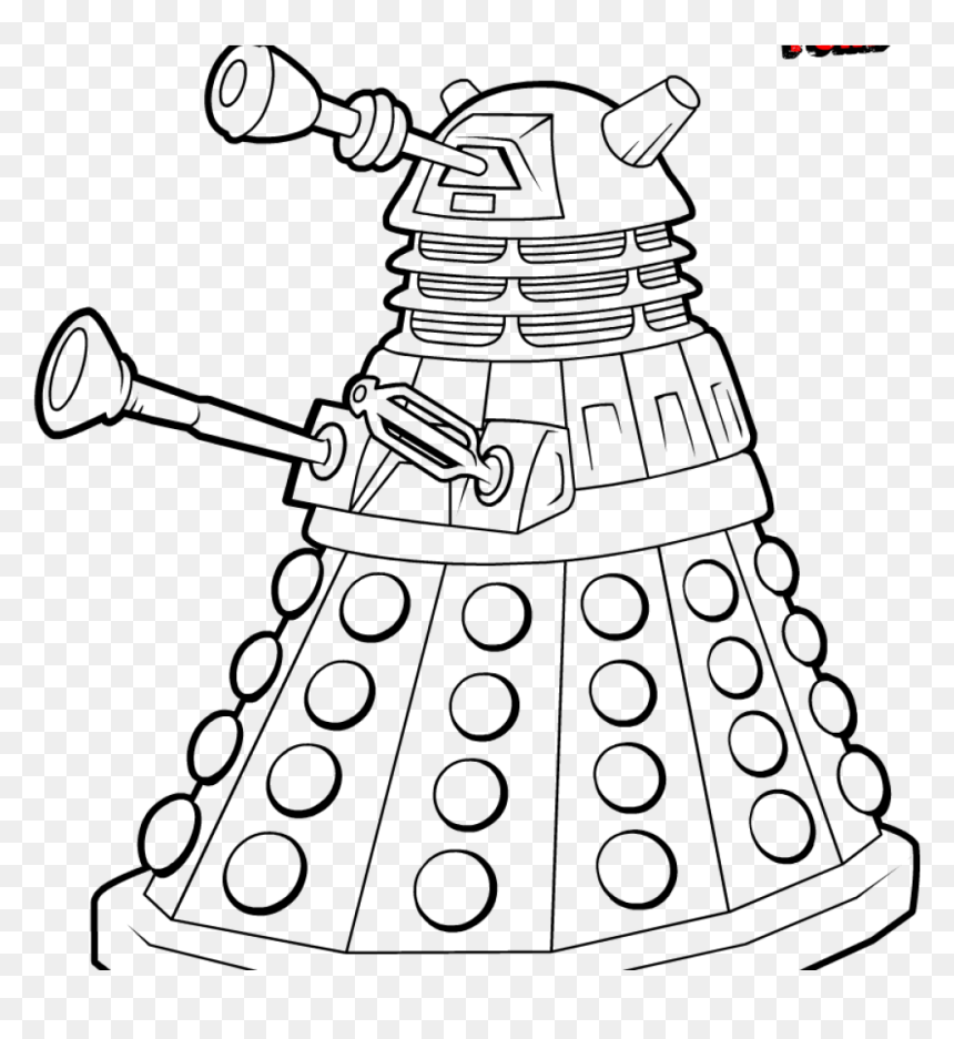 - Tardis Printable Coloring Pages With Doctor Who Coloring - Dr Who