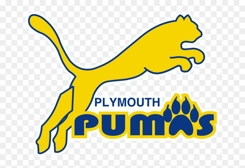Jurassic Park Roblox Decals Plymouth Scholars Pumas Car Decal Plymouth Scholars Puma Logo