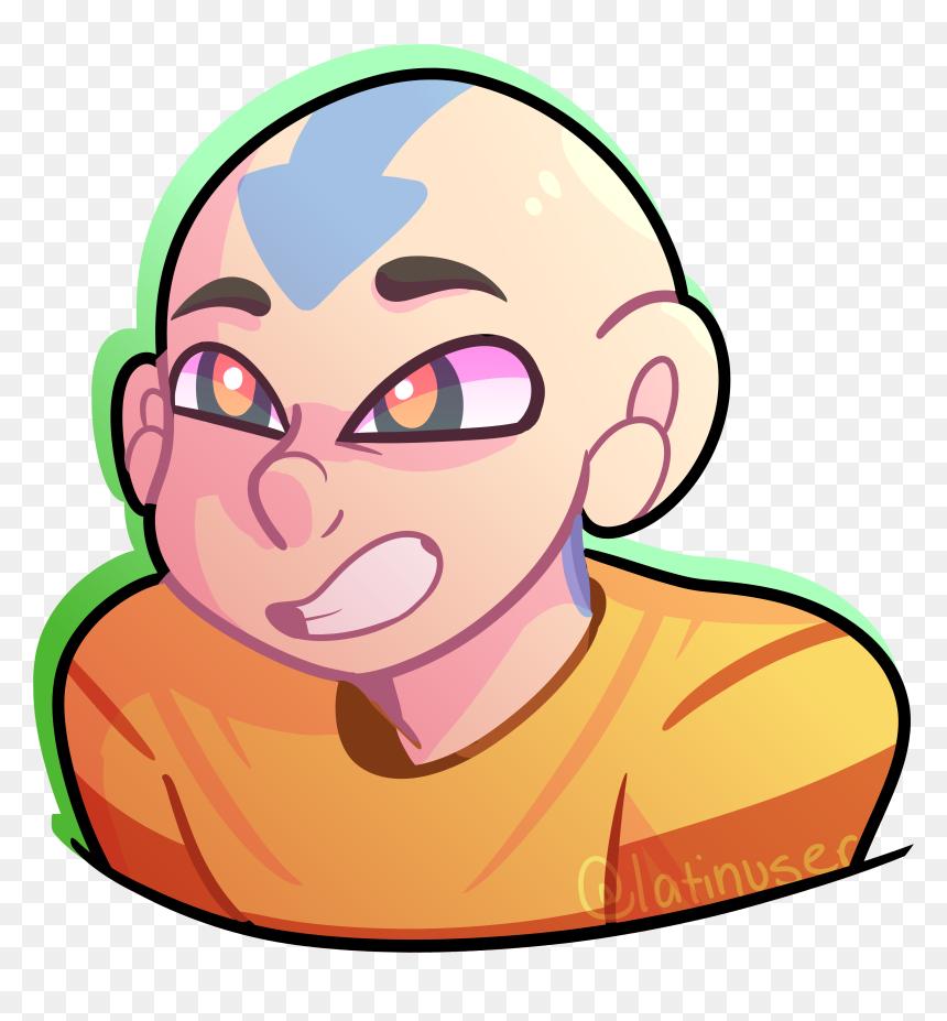Avatar Aang Clipart Png Download Cartoon Transparent Png Vhv