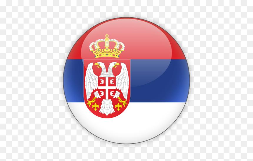 Serbia Round Flag Png Transparent Png Vhv