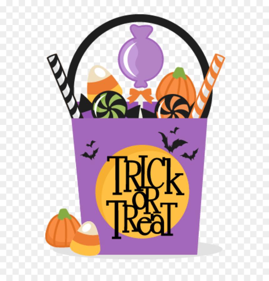 Caramelos Dulces Halloween Happyhalloween Terror - Cute Halloween Clipart,  HD Png Download - vhv