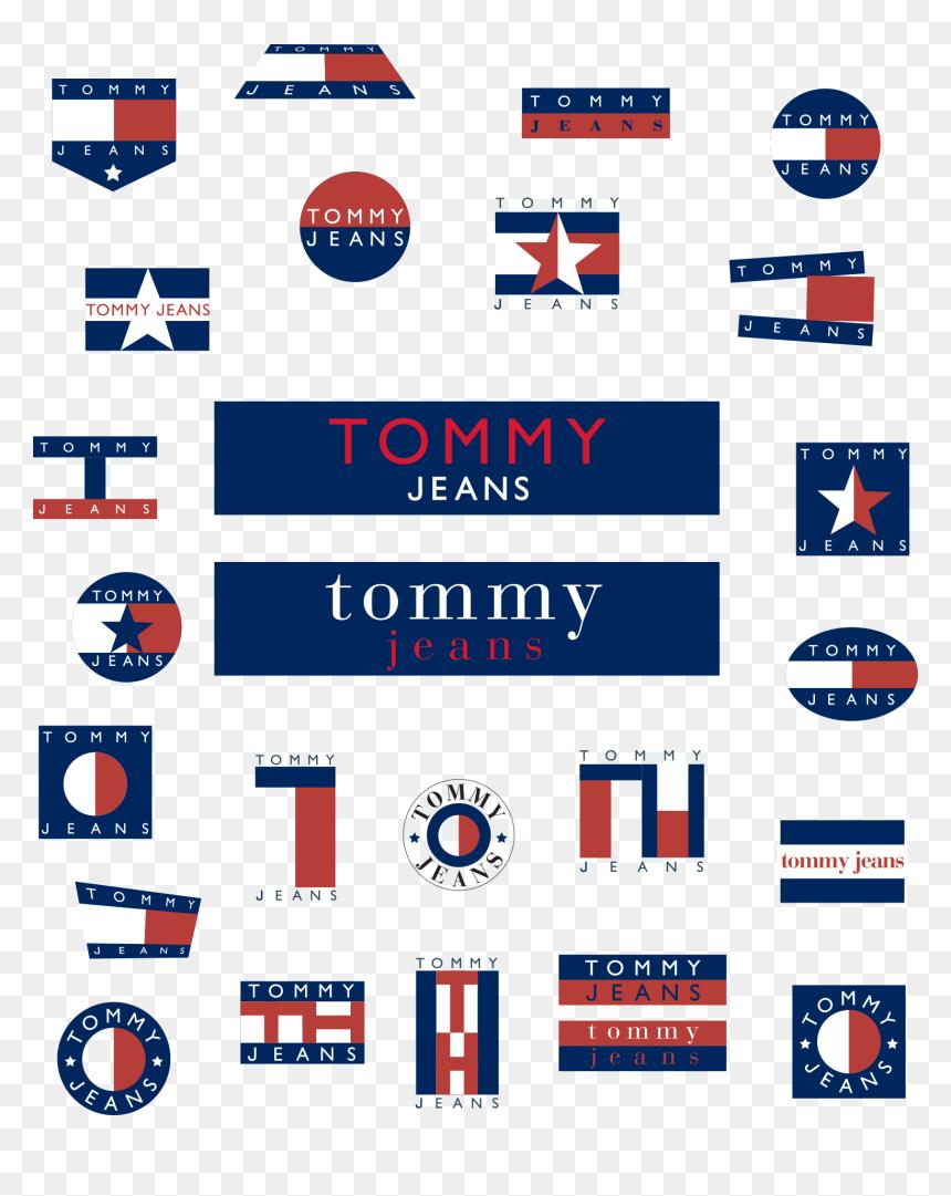 tommy hilfiger denim logo