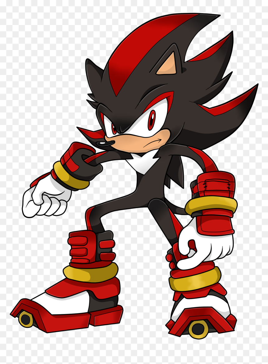 Shadow Sonic Boom Drawing Hd Png Download Vhv